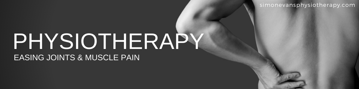 Physiotherapy Massage Solihull Birmingham Simon Evans