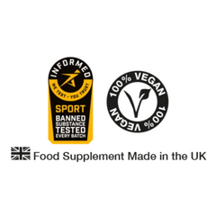 VOW Nutrition Supplements Informed Sports Credentials Simon Evans Physiotherapy