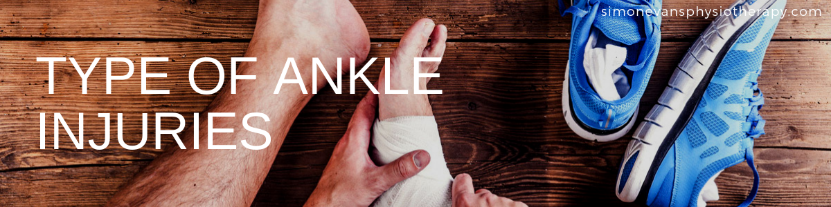 ankle injuries physiotherapy in solihull simon evans