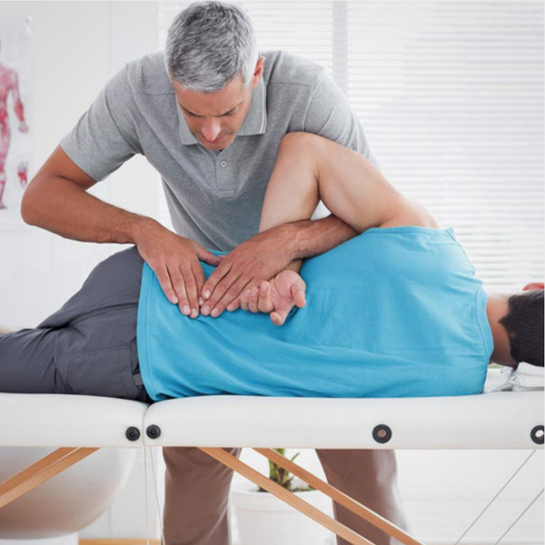 Solihull Physiotherapy Simon Evans Physiotherapist