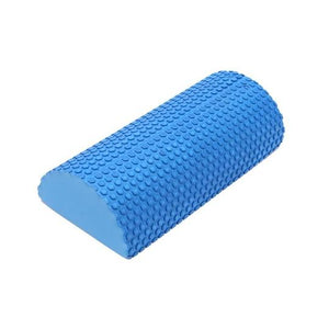 Semi Round Foam Roller Simon Evans Physiotherapy
