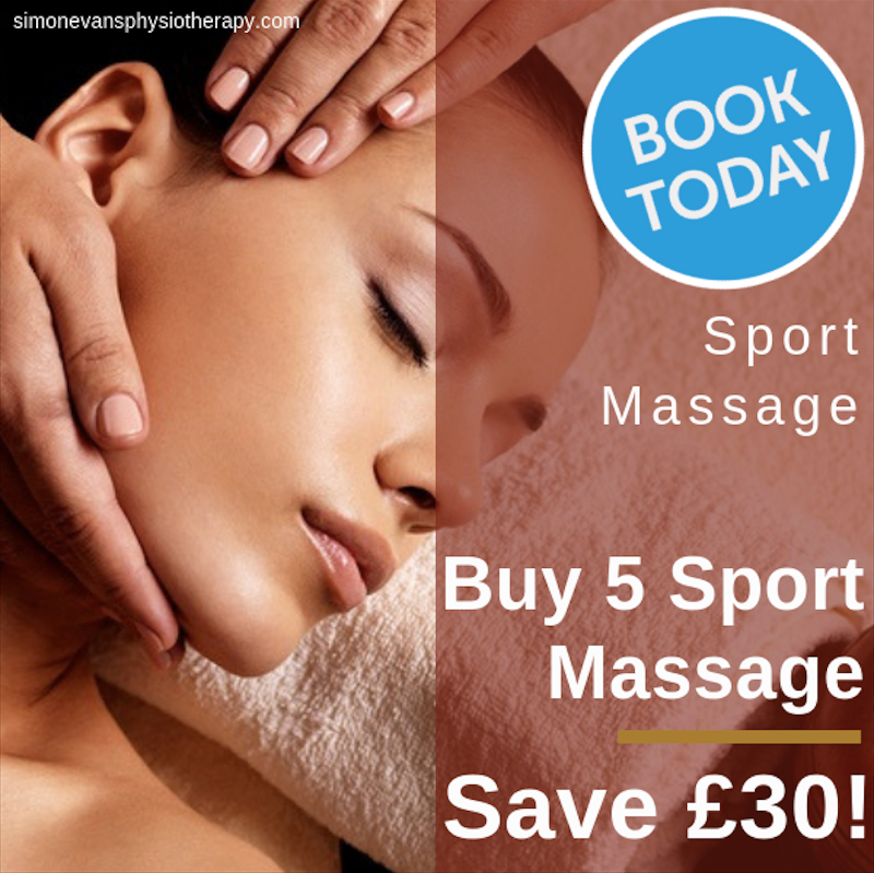 Sport Massage in Solihull Simon Evans