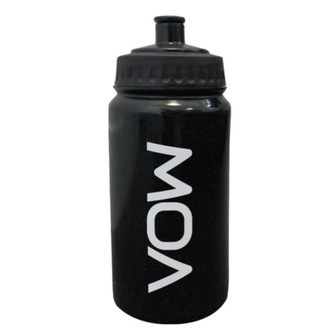 VOW 500ml Water Bottle Supplements Sports Simon Evans Physiotherapy