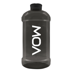 VOW Two Litre Gallon Water Bottle Supplements Sports Simon Evans Physiotherapy