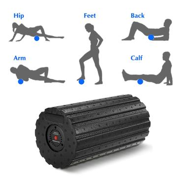 Vibrating Foam Roller Simon Evans Physiotherapy