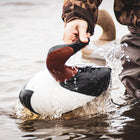 delta marsh canvasback flexible foam decoy