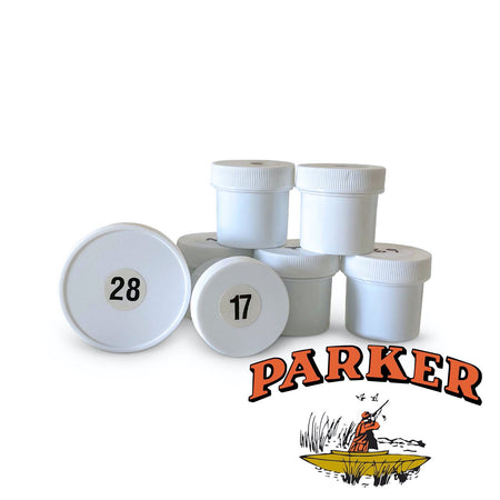 parker decoy paints