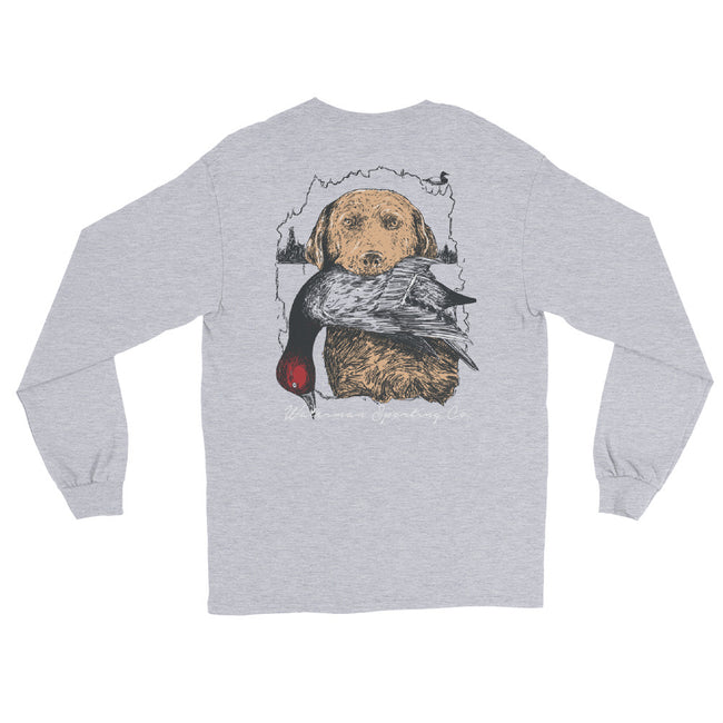 """The Retrieve"" Tee L/S"