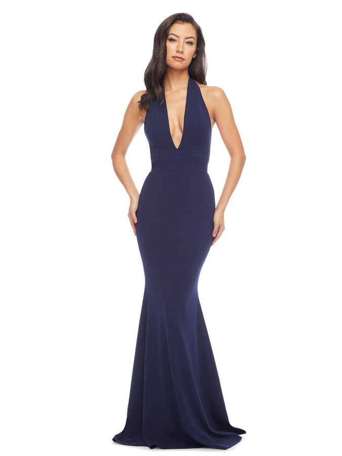 Camden Mermaid Hem Evening Gown