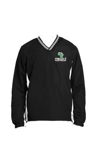 Sport-Tek Pullover With Cowgirls Softball Embroidery