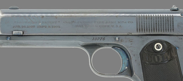 Colt 1903 Pocket Hammer