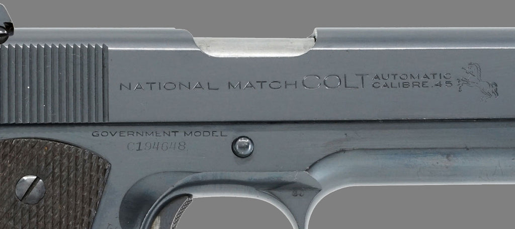Colt National Match
