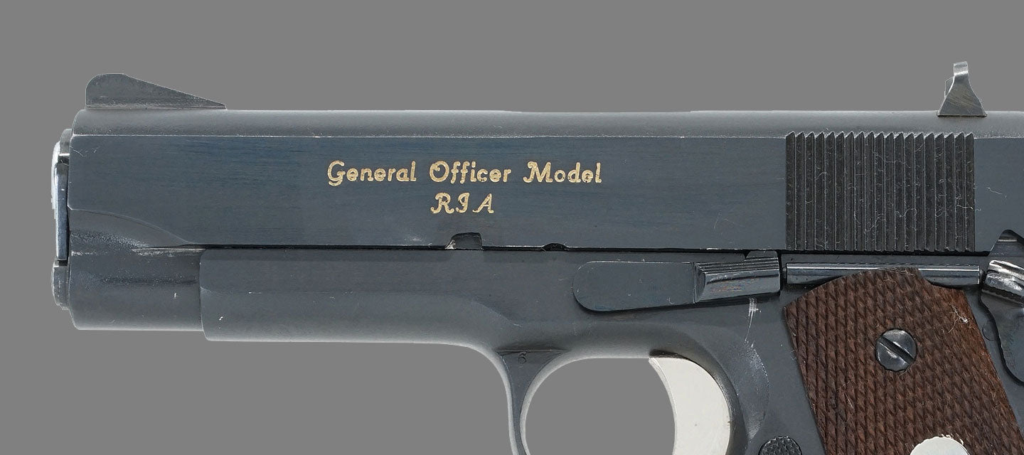Rock Island Armory M15 General Officers Pistol