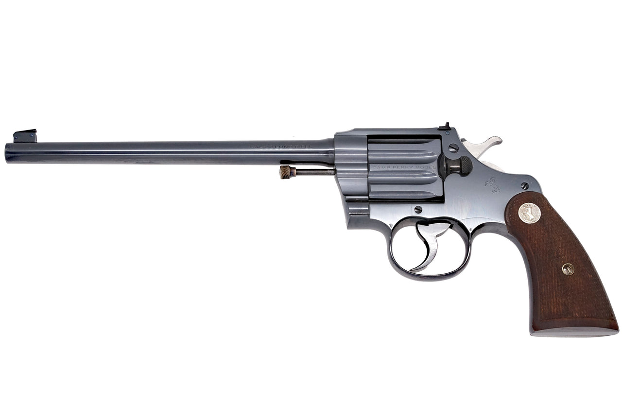 "Colt Camp Perry 10"" SN:1025 MFG:1927"