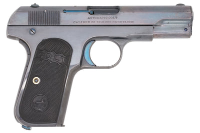 Colt 1903 Pocket Hammerless 32ACP SN:102782 MFG:1910