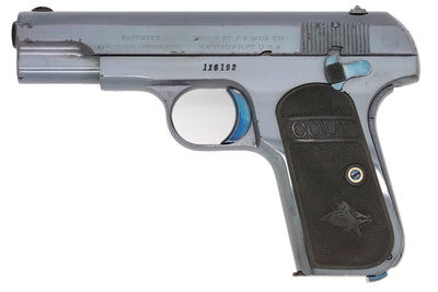 Colt 1903 Pocket Hammerless 32ACP SN:126192 MFG:1912