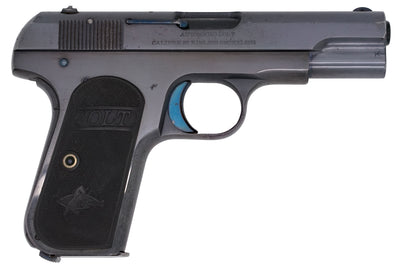 Colt 1903 Pocket Hammerless 32ACP SN:130691 MFG:1912