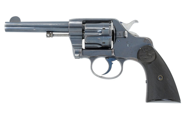 "Colt New Army Revolver .41/c 4-1/2"" SN:130769 MFG:1899"