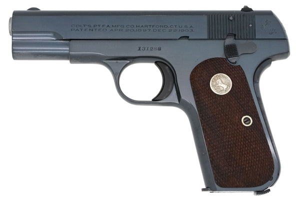 Colt 1908 Pocket Hammerless 380ACP SN:131288 MFG:1939