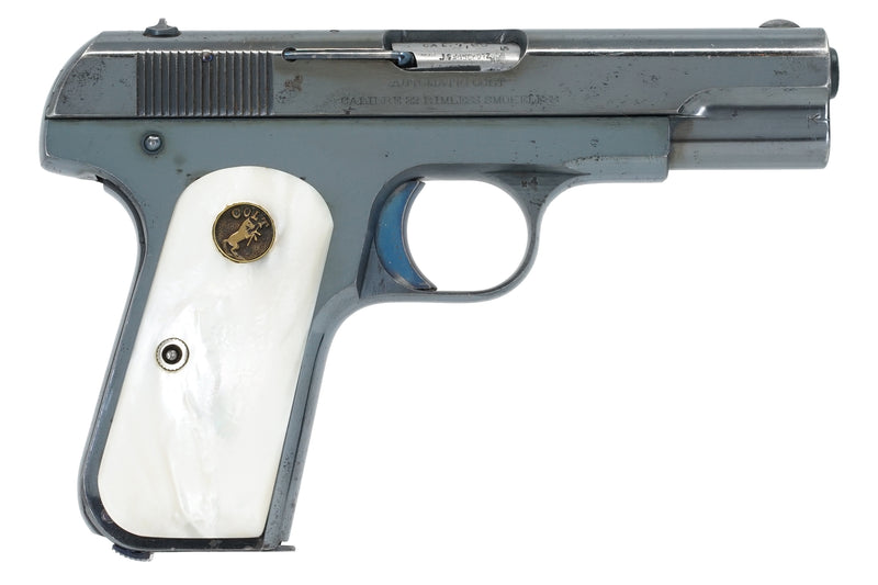 Colt 1903 Pocket Hammerless 32ACP SN:145220 MFG: 1913 - Border War