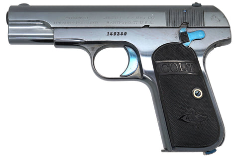 Colt 1903 Pocket Hammerless 32ACP SN:149340 MFG:1913