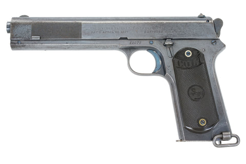 Colt 1902 Military 38 SN:15070 MFG:1902 - U.S. Property