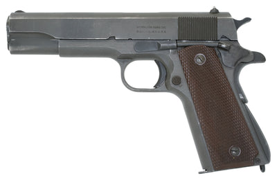 Remington Rand M1911A1 45ACP SN:1596530 MFG:1944