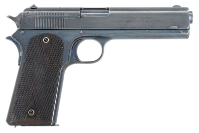Colt Model 1907 45ACP SN:165 MFG:1908 - U.S. Military Trials