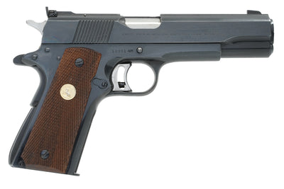 Colt Gold Cup National Match 45ACP SN:18901-NM MFG:1966