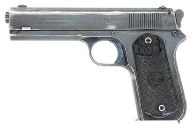 Colt 1903 Pocket Hammer 38ACP SN:19186 MFG:1904