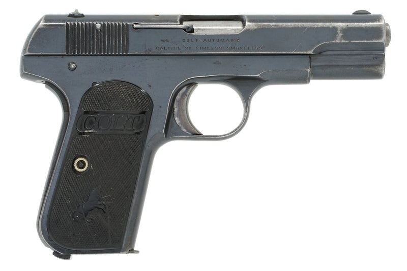 Colt 1903 Pocket Hammerless 32ACP SN:203866 MFG:1916 - Belgium Contract