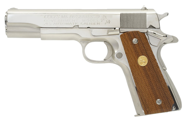 Colt Government Model Series 70 45ACP SN:21004G70 MFG:1977