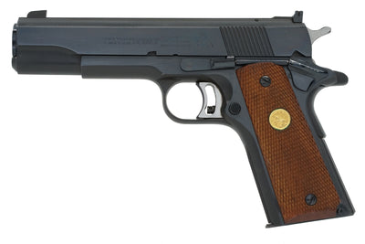Colt Gold Cup National Match .38 Special Mid-Range SN:2142-MR MFG:1961
