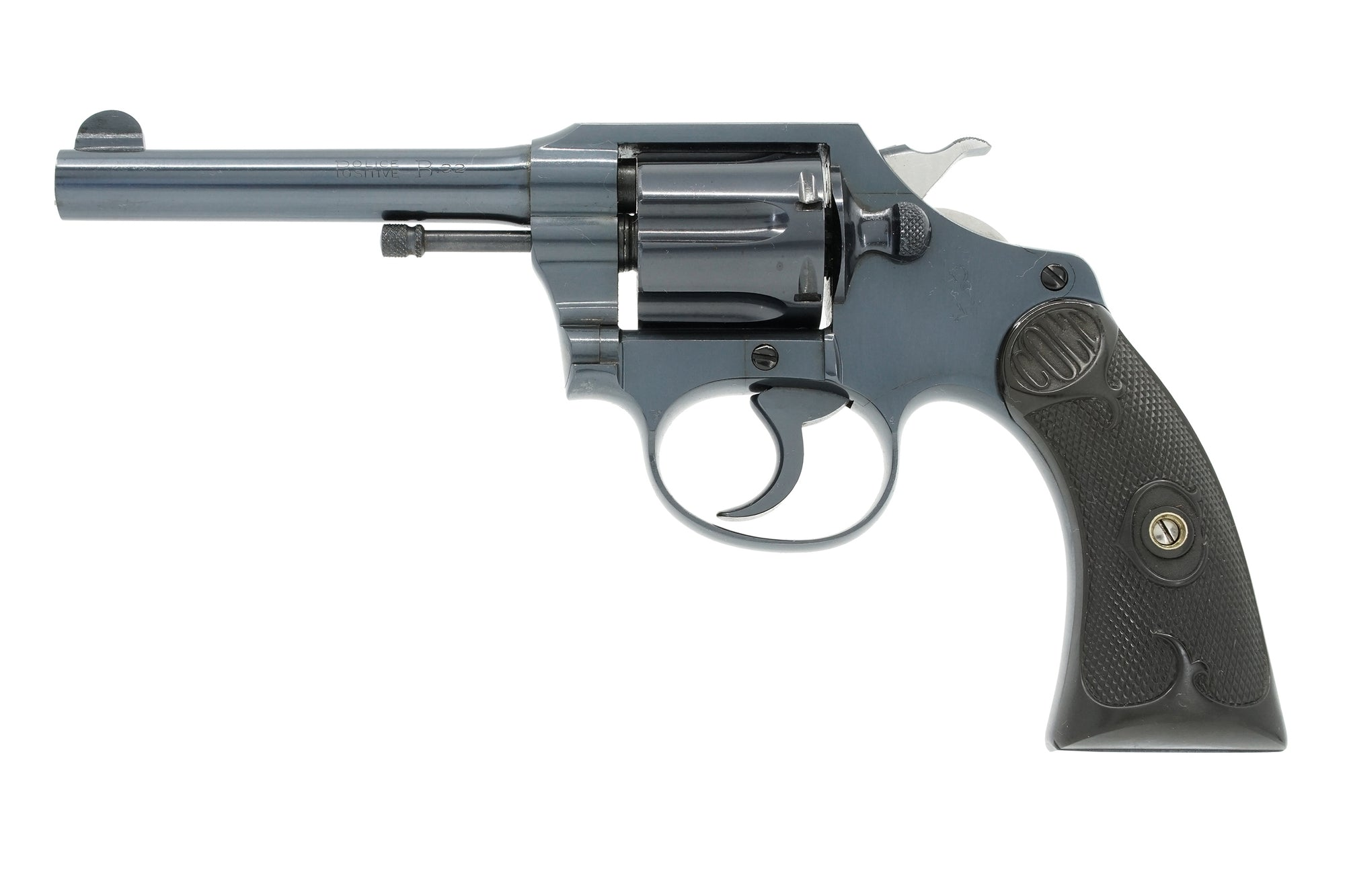 "Colt Police Positive 32 Colt 4"" SN:234915 MFG:1941 - Pequeno Model"