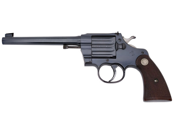 "Colt Camp Perry 8"" SN:2435 MFG:1941"