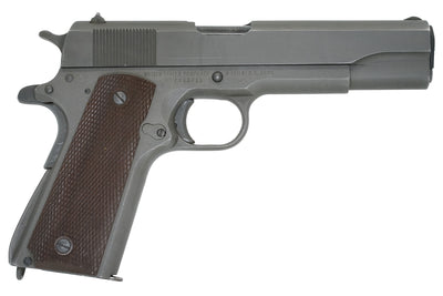 Remington Rand M1911A1 45ACP SN:2448411 MFG:1945
