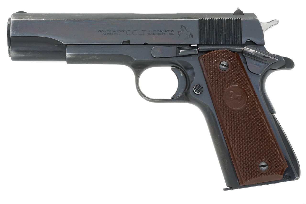 Colt Government Model 45ACP SN:247249-C MFG:1950 - Property of the State of New York