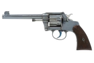 "Colt Officers Model Target 6"" 38 SN:267903 MFG:1906"