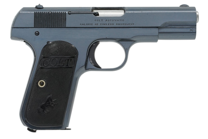 Colt 1903 Pocket Hammerless 32ACP SN:292174 MFG: 1918