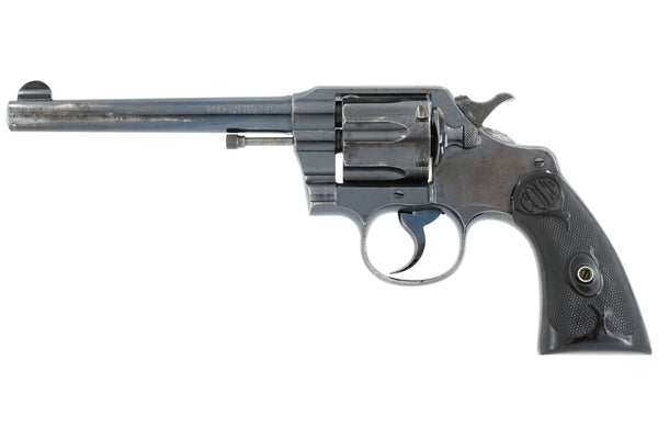 "Colt Army Special 6"" 38 SN:318776 MFG:1910 - Navy"