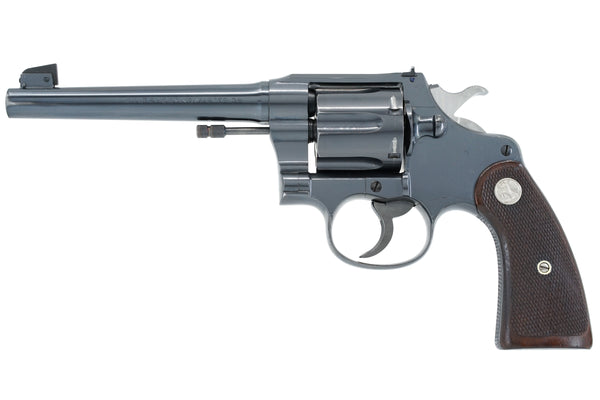 "Colt Shooting Master 38 6"" SN:341754 MFG:1938"