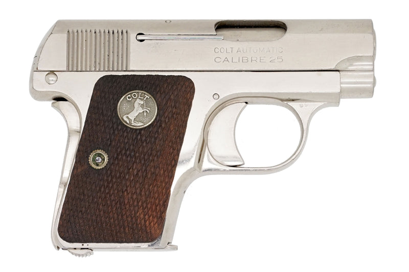 Colt 1908 Vest Pocket 25ACP SN:342437 MFG:1924