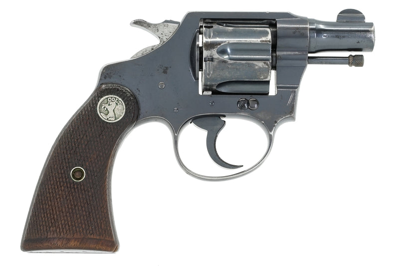 Colt Bankers Special 38 SN:351119 MFG:1931 - Railway Mail Service