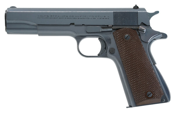 Colt .38 Super SN:36671 MFG:1945 - OSS