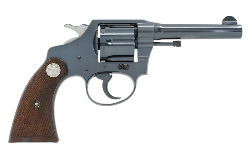 "Colt Police Positive 38 Special 4"" SN:375147 MFG:1936"