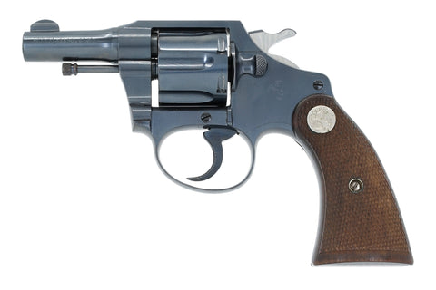 "Colt Police Positive 32 Colt 2 1/2"" SN:385200 MFG:1939 - 32 on a 38 Frame"
