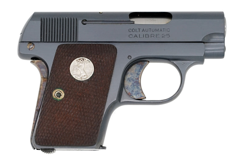 Colt 1908 Vest Pocket 25ACP SN:389999 MFG:1931