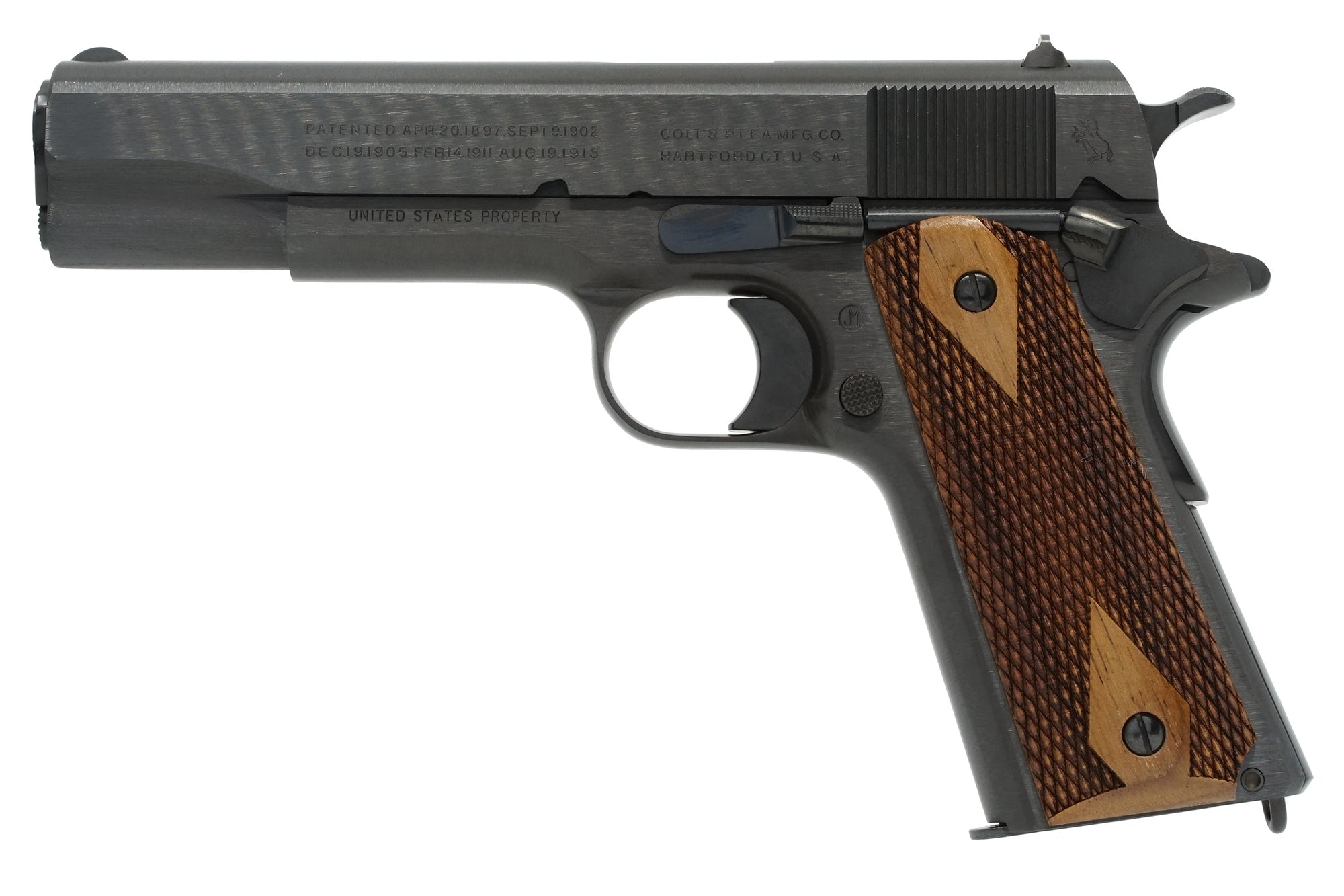 Colt M1911 45ACP SN:3991WWI MFG:2003 - WWI Reproduction
