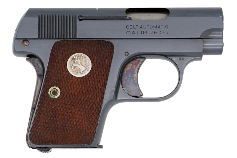 Colt 1908 Vest Pocket 25ACP SN:407031 MFG:1940