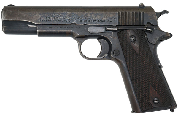 Remington UMC M1911 45ACP SN:4132 MFG:1918